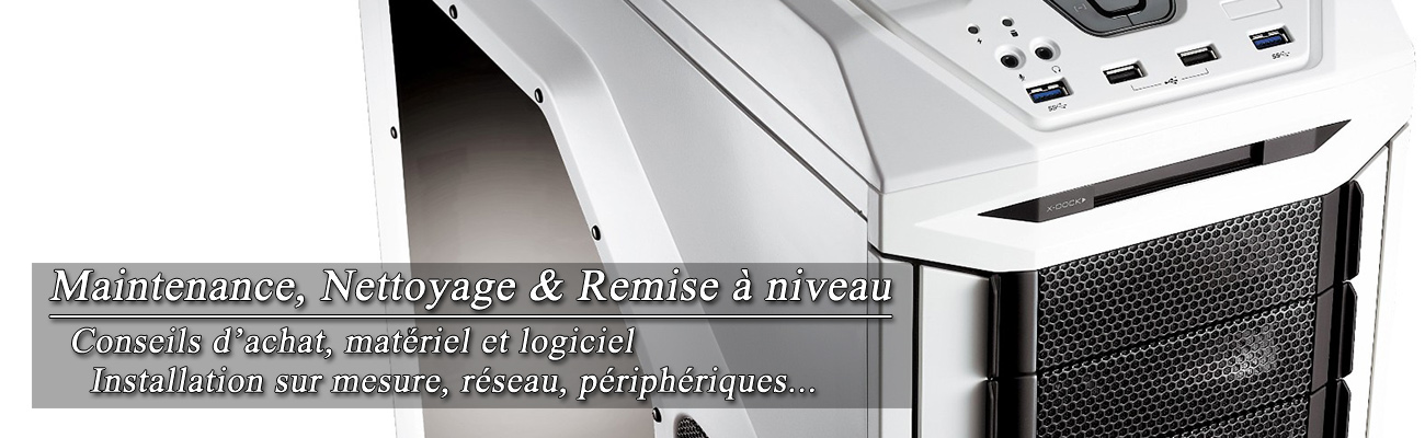 maintenance Informatique chambéry
