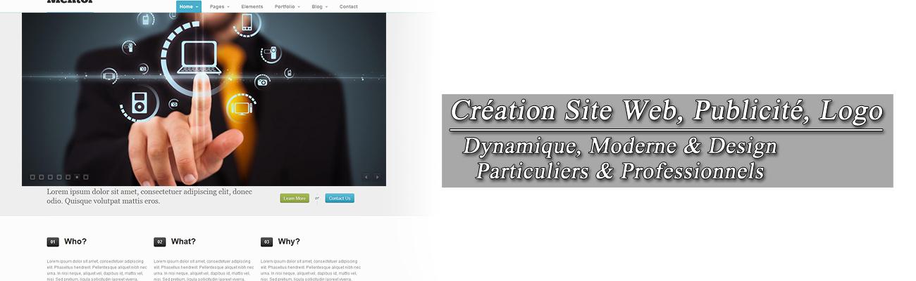 Création Site Chambéry